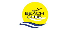 The New Beach Club Logo